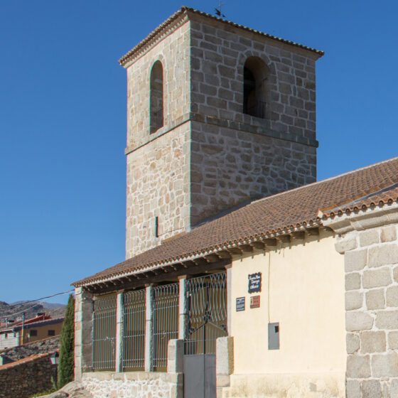 Iglesia de El Berrueco