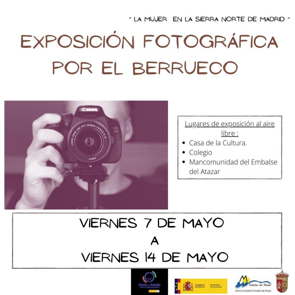 EXPOSICIÓN FOTOGRÁFICA POR EL BERRUECO